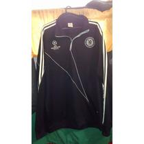 Jaqueta Blusa Abrigo Adidas Chelsea - Champions League - Gg