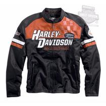 Jaqueta Harley Davidson Nylon