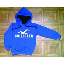 Blusa Hollister Moleton Infantil Com Toca Tam 4