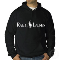 Blusa Ralph Lauren Moletom Canguru - Promoção !