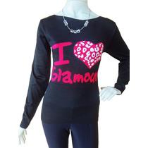 Blusa Feminina Casaco Casaquinho Suéter Social Love Glamour