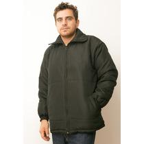 Jaqueta Masculina Com Elástico No Punho- Inverno