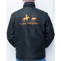 Jaqueta Colete Laço Comprido Abqm Cavalo Crioulo