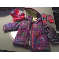 Jaqueta De Frio - Columbia - Crianças De 1 A 3 Anos