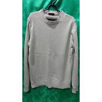 Blusa Suéter Masculina Marca Zara - Importado Tm/ G