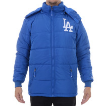 Jaqueta Masculina New Era Bomber Performance Los Angeles Dod