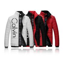 Jaqueta/blusa/casaco Calvin Klein Impermeável Frete Grátis