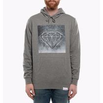 Moletom Diamond Supply Co Chalk Azul Original