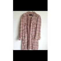 Casaco Zara Tweed