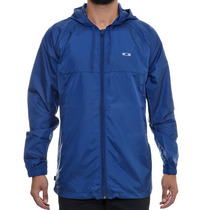 Jaqueta Masculina Oakley Dally Windbreaker Marinho Inv/16