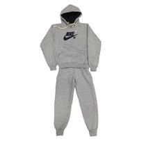 Blusa+ Calça Moletom Nike Criança Conjunto Complet Pronta E