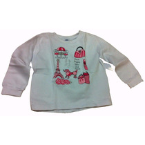 Blusa De Moleton Infantil Poodle