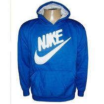 Blusa Nike De Moletom Casaco Jaqueta Azul Escuro