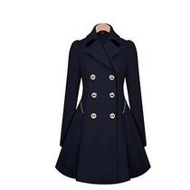 Sobretudo Feminino Importado, Vestido Pronta Entrega!!casaco