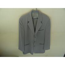 Blazer/paletó Square Menswear.54l Bege. Lindo! Como Novo