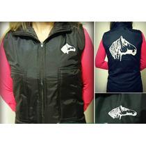 Lindo Colete Unissex Cavalo Crioulo (jaqueta)