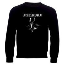 Moletom Fechado | Bathory + Bandas | Warlock