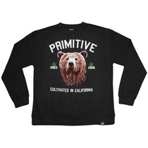 Moletom Primitive - Grizzly Obey Diamond Supply Co Dgk