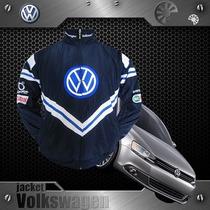 Jaqueta Volkswagen Equipe Dos Boxes
