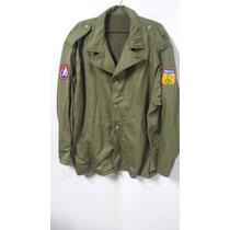 Jaqueta Americana 2ª Guerra Mundial M41 Pradrão Verão Feb