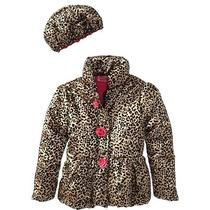Sobretudo Menina Jaqueta/casaco/blusa Fleece Onçinha