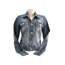Jaqueta Jeans Feminina By Unna