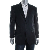 Blazer Jones New York Collection - Grafite - Listrado - 50l