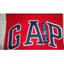 Blusa Moleton Gap Masc Tam Gg Original Cor Vermelho