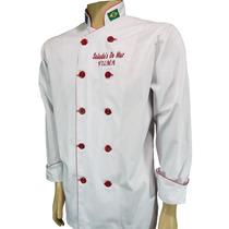 Dolmã Chef De Cozinha