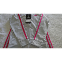 Conjunto De Calça E Blusa Da Adidas Tam 4 Anos Original