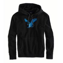 Moletom Novo American Eagle Importado Usa Original Ae Af Hco