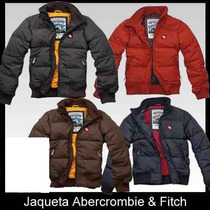 Jaquetas Abercrombie & Fitch Nova Original Pronta Entrega