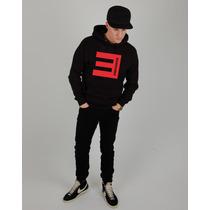 Blusa Eminem Moletom Canguru - Personalizada !!!