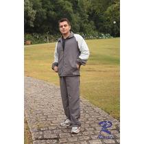 Agasalho Forrado Masculino - Jaqueta E Calça