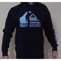 Kit 5 Blusa Moletom Original Quiksilver Hurley Ripcurl