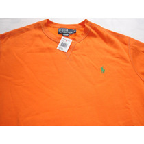 Suéter Polo Ralph Lauren Tamanho G / L Masculino Original