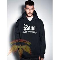 Blusa Bone Thugs-n-harmony Moletom Canguru - Promoção!