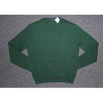 Suéter Polo Ralph Lauren: Tamanho Gg / Xl Masculino Original
