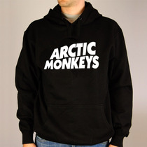 Blusa Arctic Monkeys Moletom Canguru - Promoção !!!