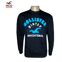 Blusa Moletom Hollister Masculino Gola Careca Original-eua!!