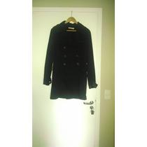Trench Coat 7/8 Sem Cinto Linda De Morrer