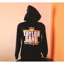 Blusa Casaco Moletom Dope Wiz Khalifa - Taylor Gang