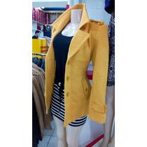 Sobretudo,casaco Feminino ( Pronta Entrega)