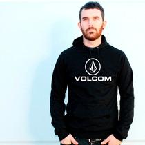 Blusa Volcom - Moletom Canguru - Promoção!