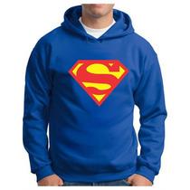 Blusa Moletom Super Homem Moletom Super Heroi Super Man