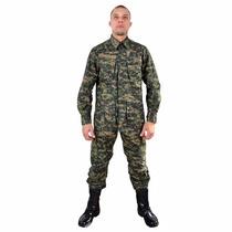 Farda Militar Camuflada Marpat Ripstop Calça E Gandola
