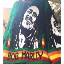 Casacos Bob Marley Lã