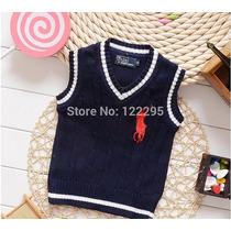 Suéter Polo Ralph Lauren Moda Infantil Para Meninos.