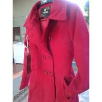 Sobretudo.casaco Lã Batida (pronta Entrega)