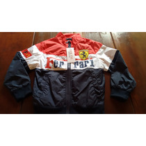 Jaqueta Ferrari Infantil Menino #promoção!!!!!